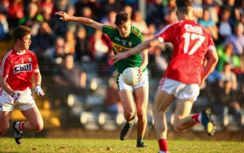 'If you've a Merc do you put it in the garage?' Kerry minor manager on his rising star