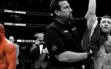 Conor McGregor's savage beatdown certainly had a lasting effect on Eddie Alvarez