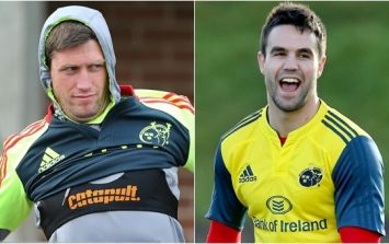 Conor Murray reveals what some Munster players called Ronan O'Gara late in his career