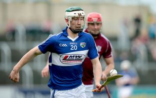 Laois player reveals how he was stripped of soccer scholarship after sneaking off to play hurling at weekends