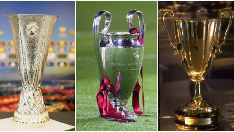 QUIZ: Name the clubs that have won all three European trophies