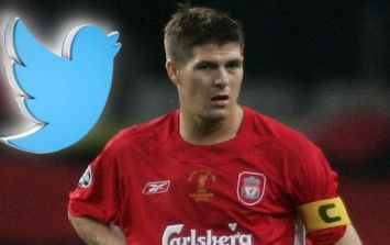 If Twitter was around for Liverpool's 2005 Champions League victory in Istanbul