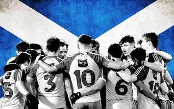 We've found one of GAA's most beautiful jerseys in Scotland