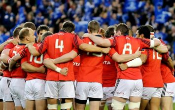 Munster's worst player for pre-match nerves came as a complete surprise to us
