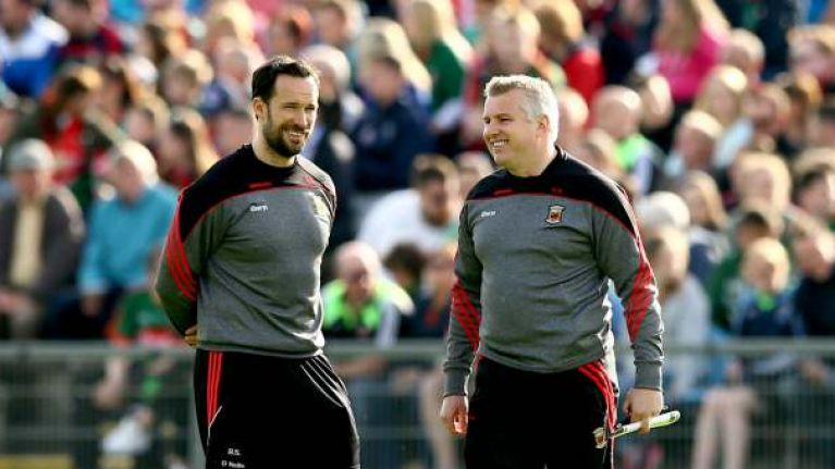 Stevie McDonnell superbly explains differences between GAA coaches and managers