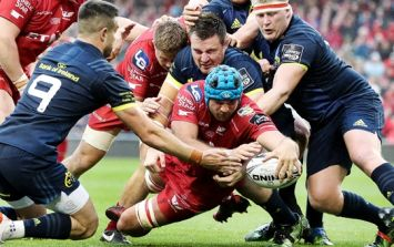 One Irishman had the game of his life in the PRO12 final