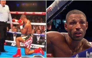 Kell Brook's left eye socket and cheekbone brutally shattered