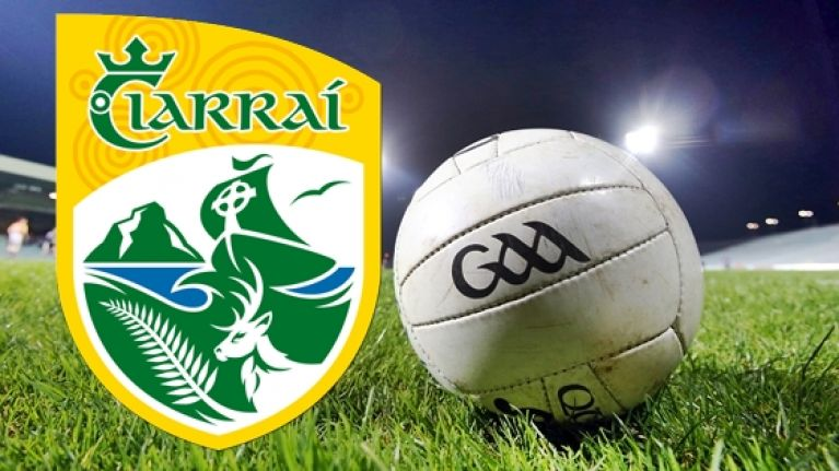 Kerry GAA confirm player failed drug test after 2016 Allianz Final   SportsJOE.ie