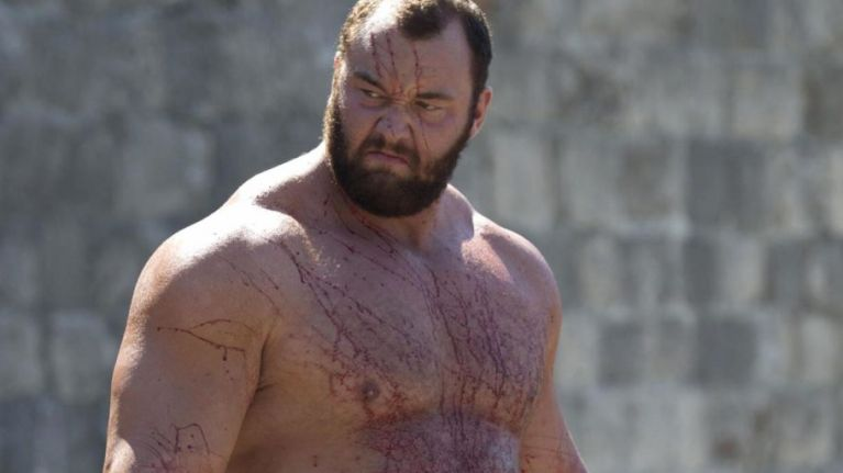 WATCH The Mountain From Game Of Thrones Claims To Be Robbed