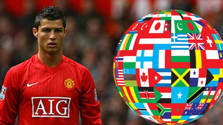 quiz can you name the international teams these manchester united