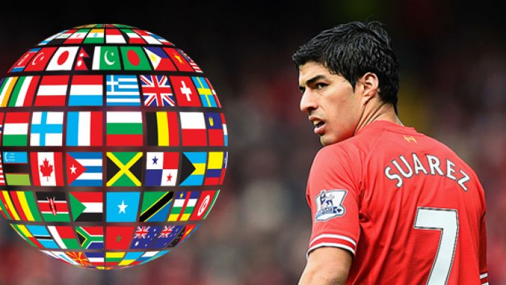 Quiz: Can you name the international teams these Liverpool players represented?