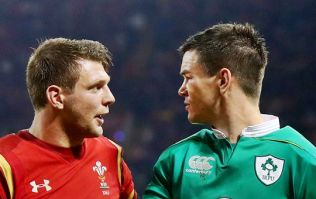 Dan Biggar is already in on the biggest slagging about Johnny Sexton