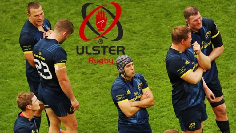 Ulster's new signing will be very familiar to Munster fans