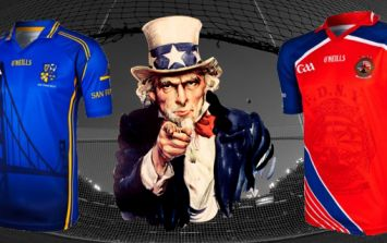 17 American GAA jerseys so beautiful they'll leave you seeing stars and stripes for a week