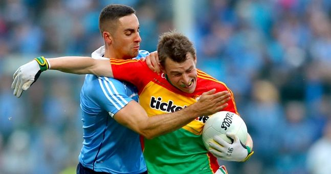 Did Carlow really expose Dublin's biggest weakness for the whole country to see?