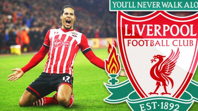 Liverpool win race to make Virgil van Dijk the most expensive defender in  football history 975c51eec