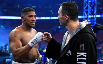 Anthony Joshua's rematch with Wladimir Klitschko looks almost certain to happen