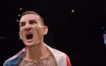 Max Holloway shows his true character with message to Jose Aldo
