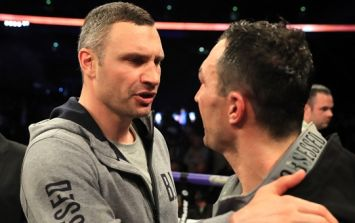 Vitali Klitschko admits giving Wladimir bad advice during Joshua defeat