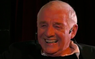 WATCH: Eamon Dunphy struggles to remember most insulting things he said about footballers