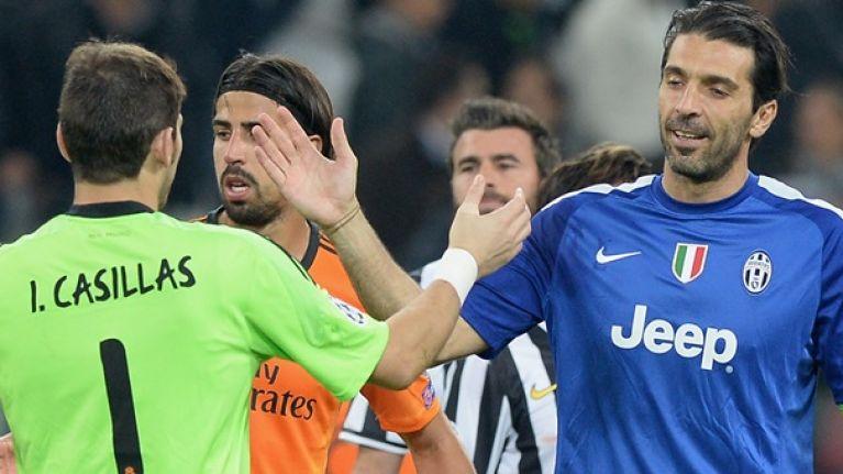 super popular ed02e ac38e Iker Casillas tells Juventus who should replace Gianluigi ...