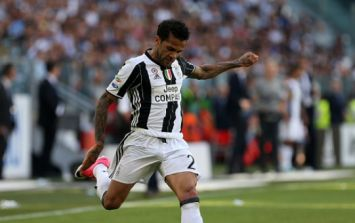 Dani Alves gives a masterclass in how to get your own fans to hate you