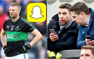 Darragh Ó Sé shares brilliant story about Snapchat and going for a pint with his brother