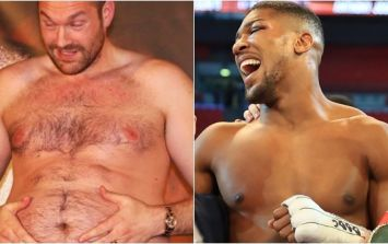 "Eddie Hearn gives Tyson Fury ""straightforward road"" to Anthony Joshua fight"