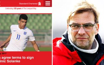 Liverpool swoop for England hotshot could be under threat due to financial outlay