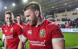 Details of Sean O'Brien conversations with Jerome Kaino show their mutual respect