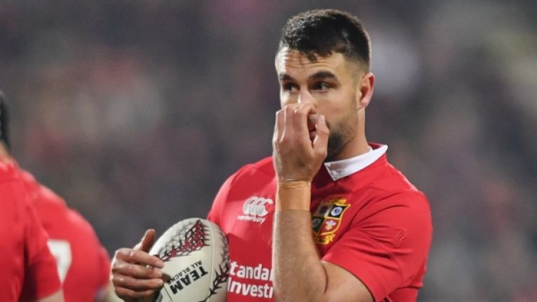 Kiwi journalist spots Conor Murray flaw that New Zealand could definitely exploit
