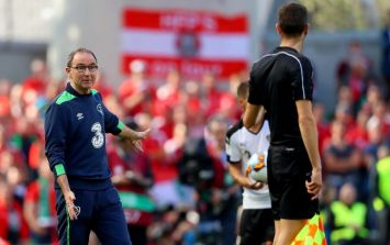 Don't point the finger at the referee, Ireland only have themselves to blame for dropping points