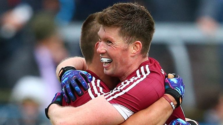 Galway's set play from both throw-ins against Mayo was so simple but so effective