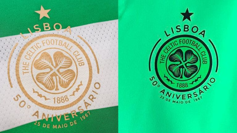 online store e6b47 907fa All three of Celtic's kits will be the same colour next ...