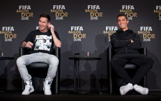 Cristiano Ronaldo and Lionel Messi both omitted from the top 10 of ESPN's 20 most dominant athletes list