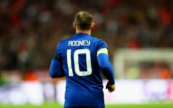 Coincidence, or have Manchester United dropped a huge hint that Wayne Rooney is leaving?