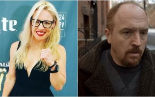 Bellator's Heather Hardy once beat the crap out of Louis C.K.
