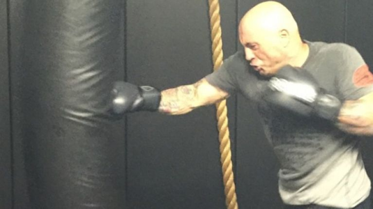 Joe Rogan reveals the diet and training plan that keeps him so shredded