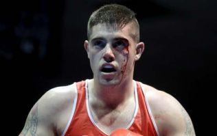 Joe Ward wins a historic third European gold medal