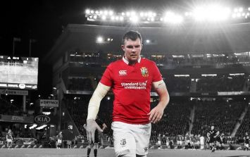Three Irish Lions receive glowing praise but Peter O'Mahony verdict is unbelievably harsh