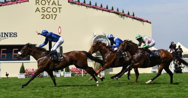 Four horses to back on Day One of Royal Ascot