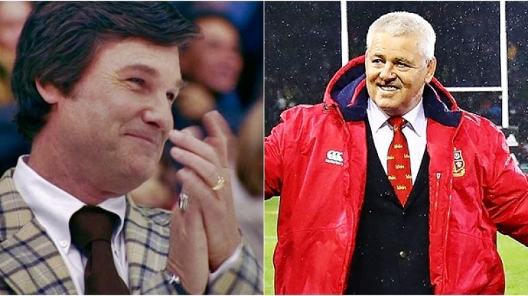 Warren Gatland may have borrowed a 'Miracle' move to unite the Lions