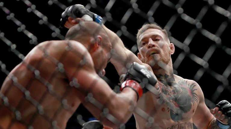 Conor McGregor can use one MMA move that once sent a