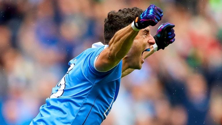 Dublin's strategy straight after scoring a goal is what makes them so ferocious