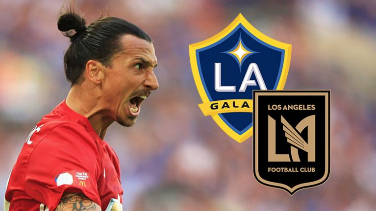 e3c829a6169 Excited Americans think tweet means Zlatan is LA bound... but NOT to ...
