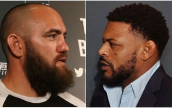 You have to feel for UFC fighters who are all getting asked the same question