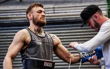 New Conor McGregor series shows fans how he's preparing to shock Floyd Mayweather