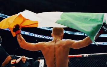 The Notorious at his very best in spellbinding McGregor-Mayweather promo