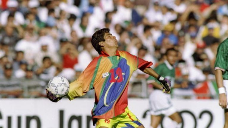 PICS  9  keeper jerseys that are far worse than the new Wycombe effort 3aa416f7d