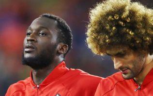 Manchester United facing big decision on Marouane Fellaini future